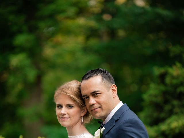 Jason and Meredith's wedding in Etobicoke, Ontario 24