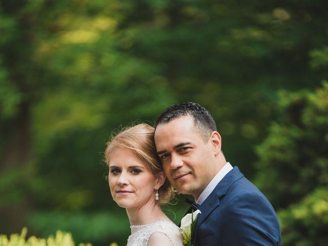 Jason and Meredith's wedding in Etobicoke, Ontario 25