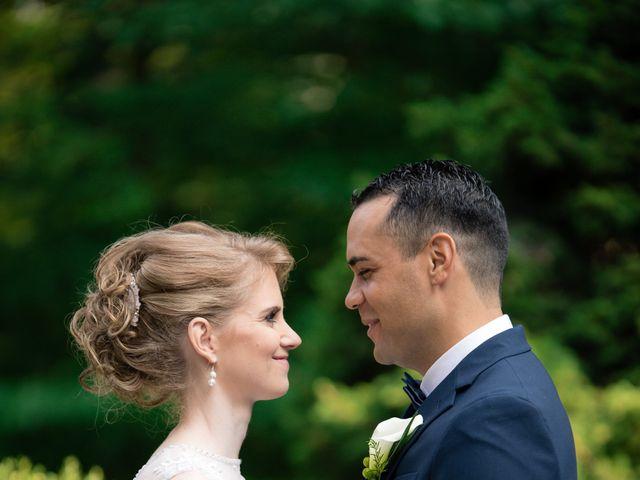 Jason and Meredith's wedding in Etobicoke, Ontario 28