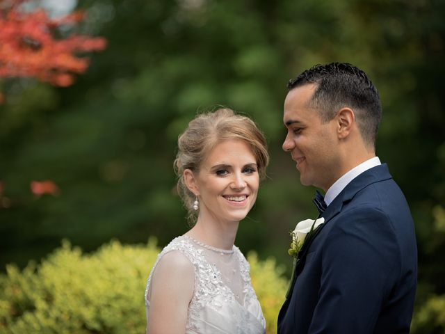 Jason and Meredith's wedding in Etobicoke, Ontario 29
