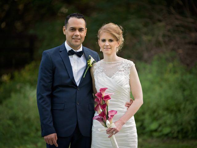 Jason and Meredith's wedding in Etobicoke, Ontario 30