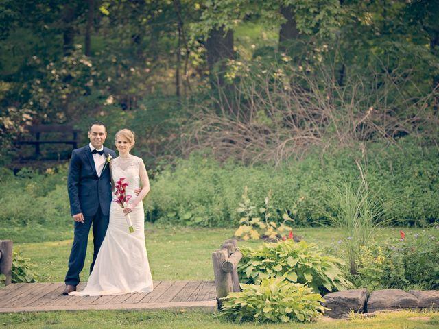 Jason and Meredith's wedding in Etobicoke, Ontario 31