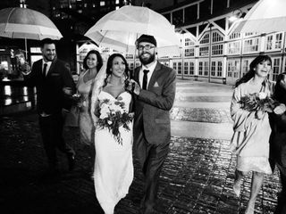 The wedding of Dani and Benny