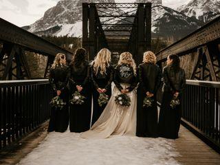 The wedding of Kalene and Jordan