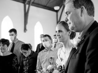The wedding of Elaine and Ernst