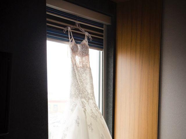 Josh and Anika's wedding in Kleinburg, Ontario 3