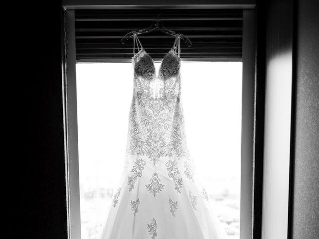 Josh and Anika's wedding in Kleinburg, Ontario 4