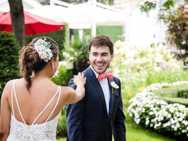 Josh and Anika's wedding in Kleinburg, Ontario 8