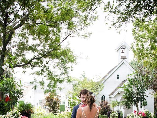 Josh and Anika's wedding in Kleinburg, Ontario 9
