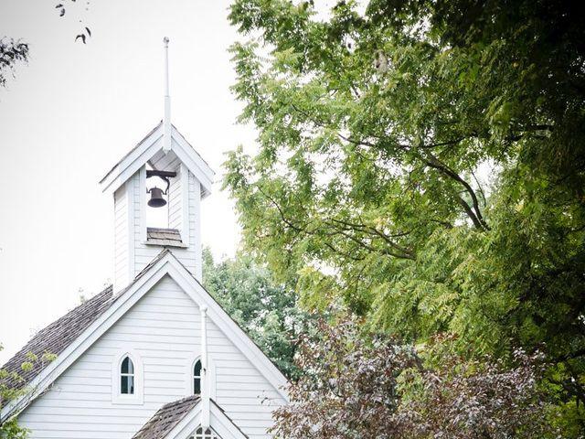 Josh and Anika's wedding in Kleinburg, Ontario 10