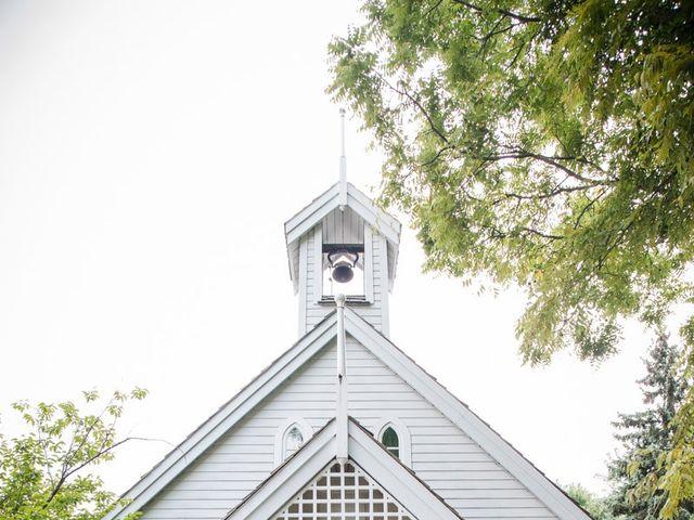 Josh and Anika's wedding in Kleinburg, Ontario 11
