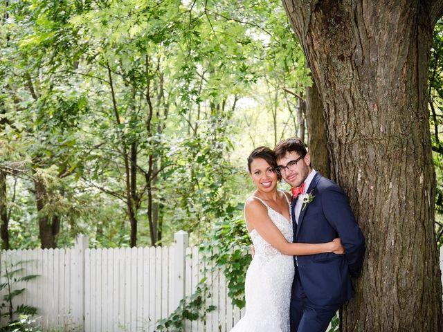 Josh and Anika's wedding in Kleinburg, Ontario 13