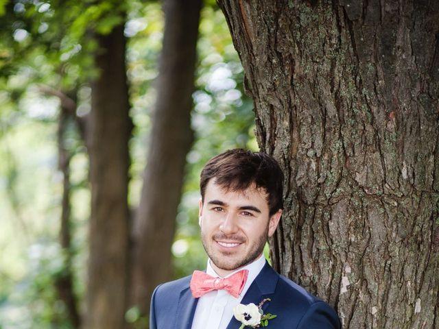 Josh and Anika's wedding in Kleinburg, Ontario 15