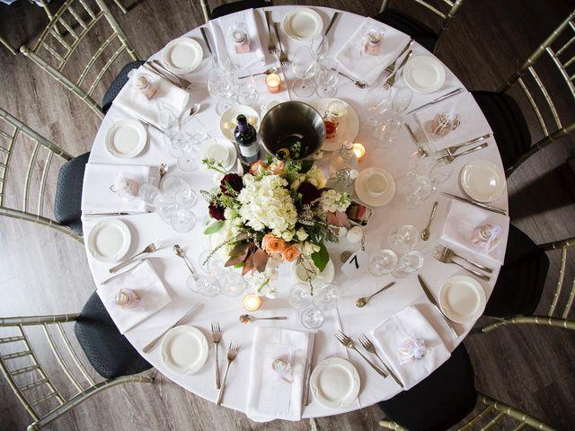 Josh and Anika's wedding in Kleinburg, Ontario 2