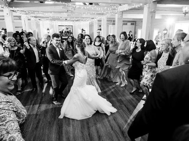 Josh and Anika's wedding in Kleinburg, Ontario 31
