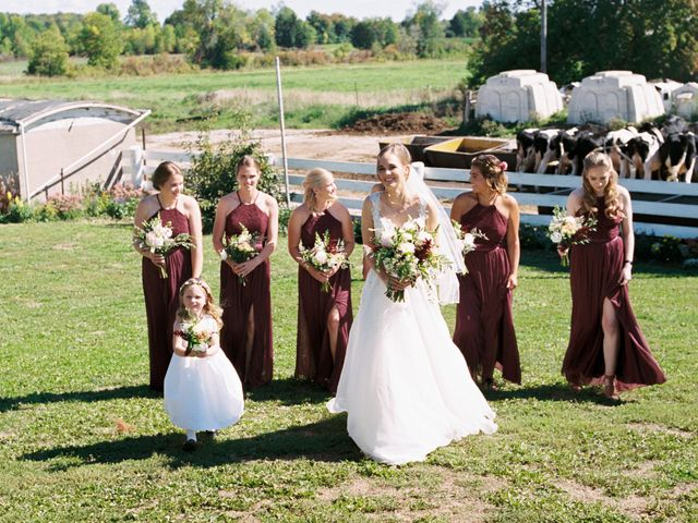 Ernst and Elaine's wedding in Campbellford, Ontario 2