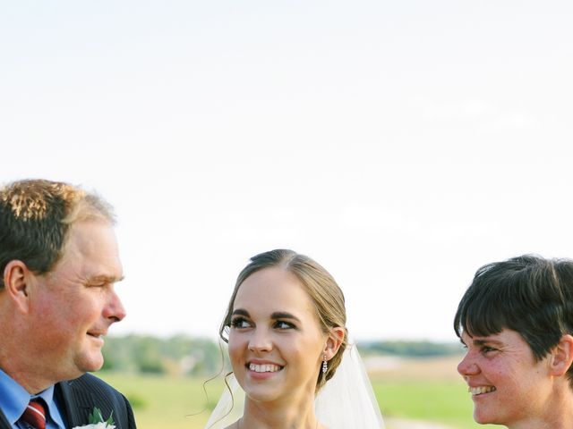 Ernst and Elaine's wedding in Campbellford, Ontario 12