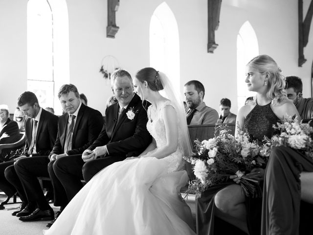 Ernst and Elaine's wedding in Campbellford, Ontario 16