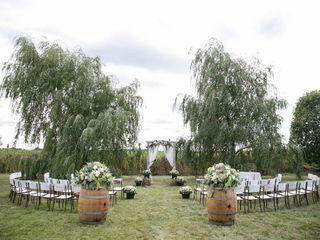 The wedding of Jennifer and Adam 3