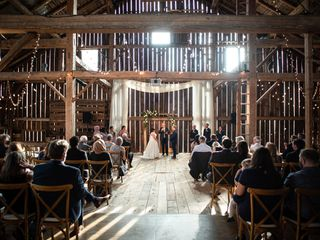 The wedding of Alison and Kyle