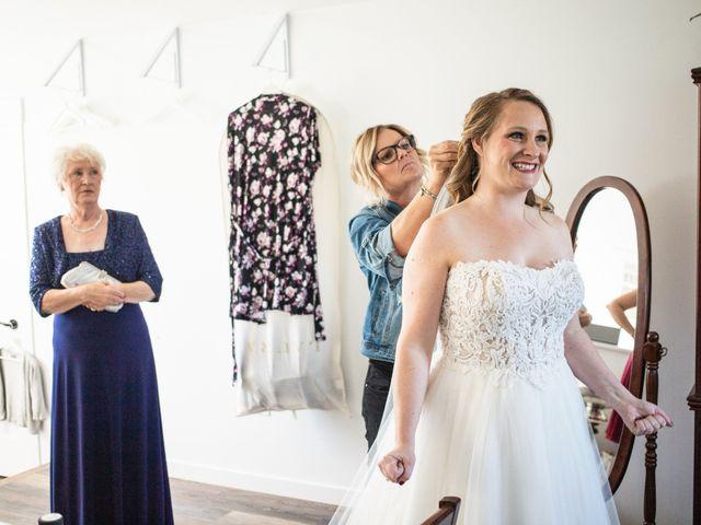 Jason and Shari's wedding in Okanagan Falls, British Columbia 3