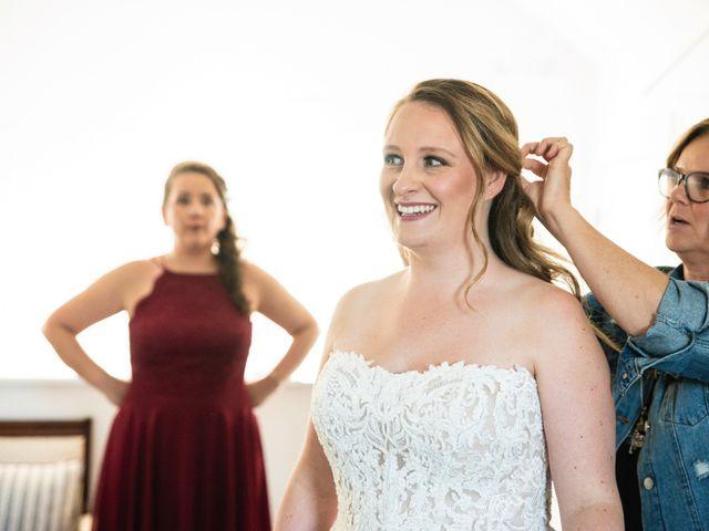 Jason and Shari's wedding in Okanagan Falls, British Columbia 4