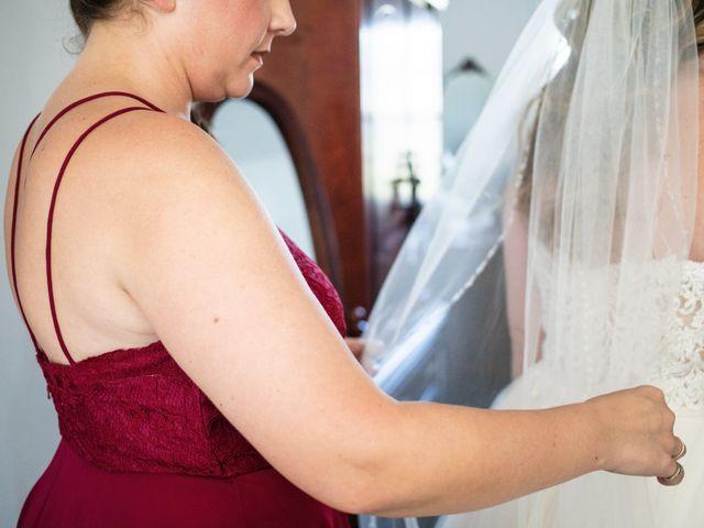Jason and Shari's wedding in Okanagan Falls, British Columbia 6