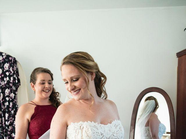 Jason and Shari's wedding in Okanagan Falls, British Columbia 7