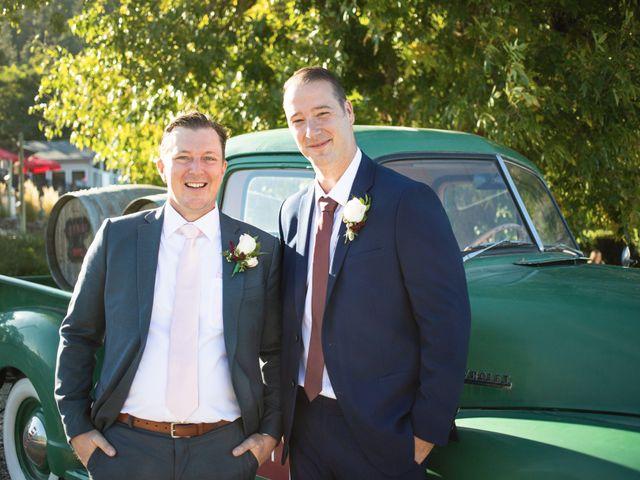Jason and Shari's wedding in Okanagan Falls, British Columbia 15