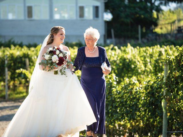 Jason and Shari's wedding in Okanagan Falls, British Columbia 23