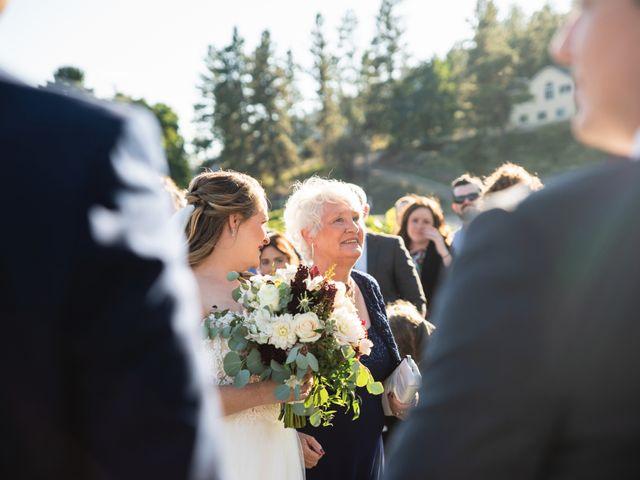 Jason and Shari's wedding in Okanagan Falls, British Columbia 24