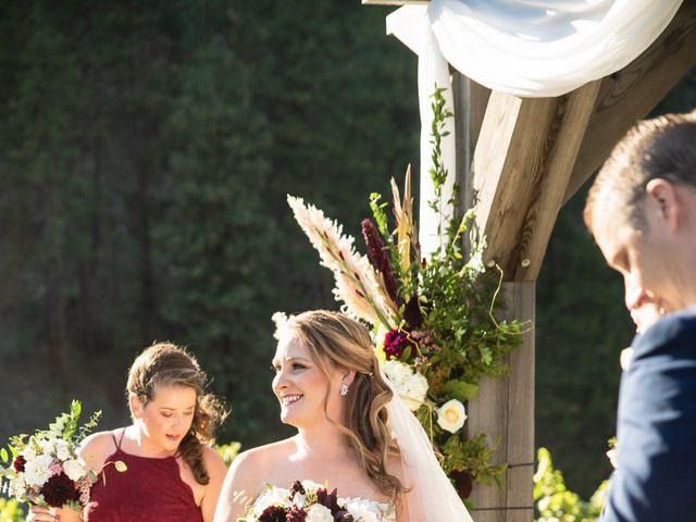 Jason and Shari's wedding in Okanagan Falls, British Columbia 25