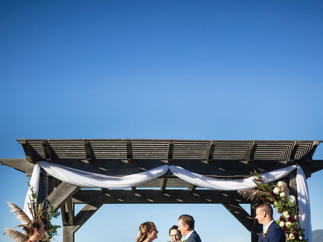 Jason and Shari's wedding in Okanagan Falls, British Columbia 35