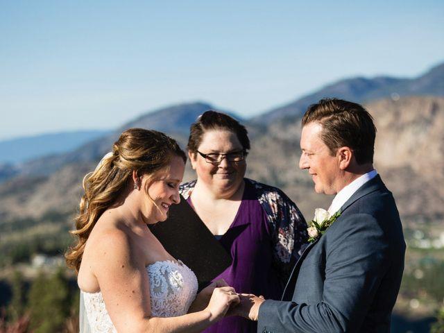 Jason and Shari's wedding in Okanagan Falls, British Columbia 38