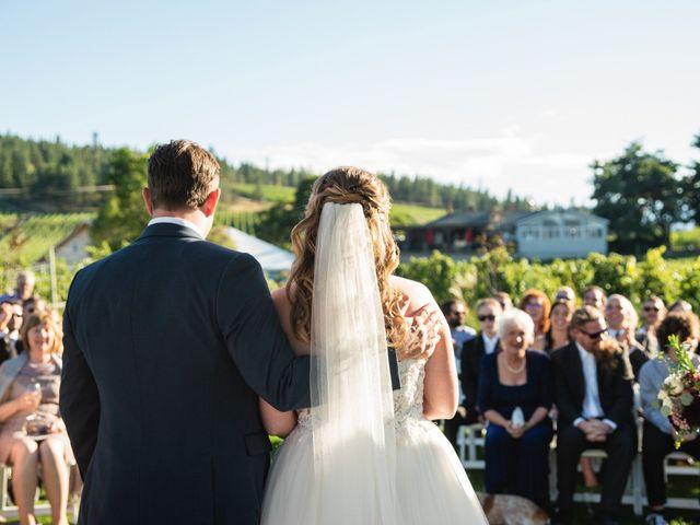 Jason and Shari's wedding in Okanagan Falls, British Columbia 44
