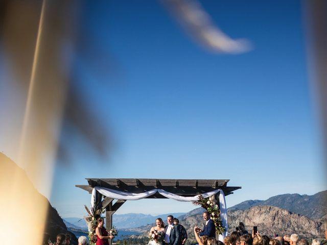 Jason and Shari's wedding in Okanagan Falls, British Columbia 46