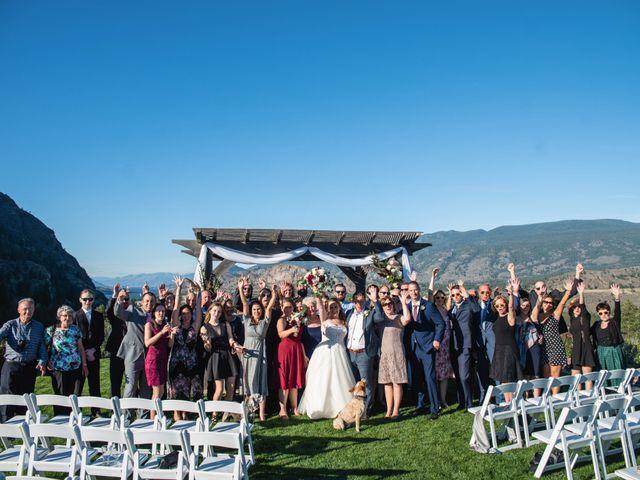 Jason and Shari's wedding in Okanagan Falls, British Columbia 47