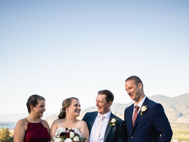 Jason and Shari's wedding in Okanagan Falls, British Columbia 49