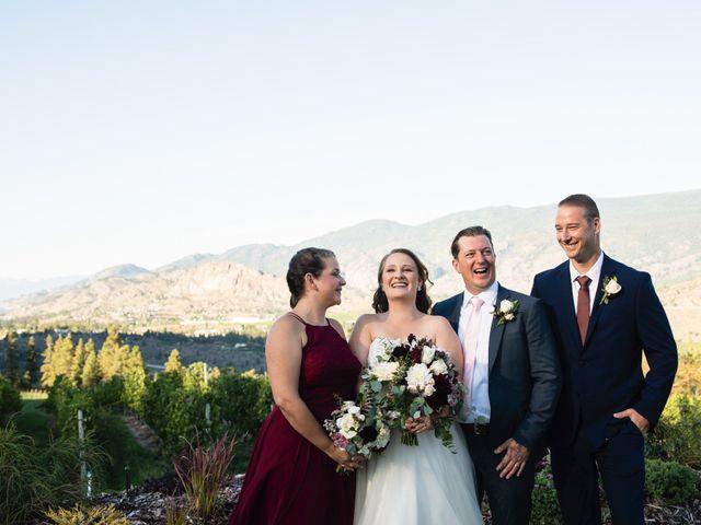 Jason and Shari's wedding in Okanagan Falls, British Columbia 50