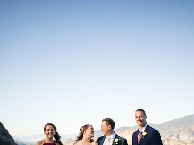 Jason and Shari's wedding in Okanagan Falls, British Columbia 51