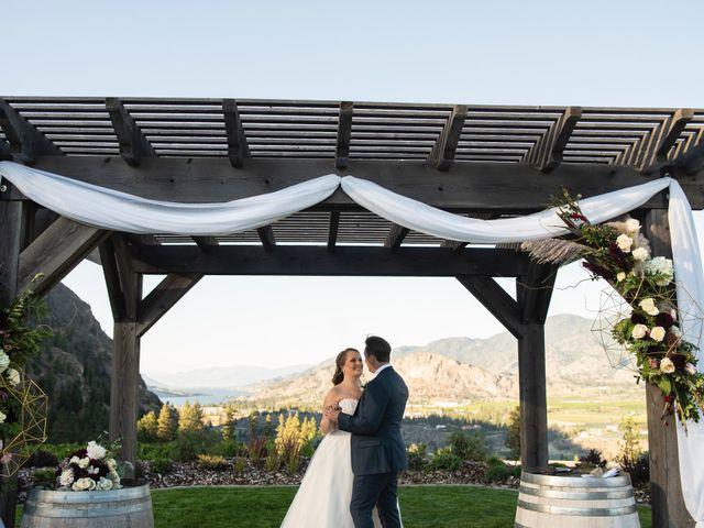 Jason and Shari's wedding in Okanagan Falls, British Columbia 52