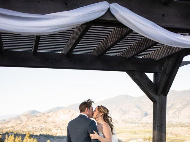 Jason and Shari's wedding in Okanagan Falls, British Columbia 54
