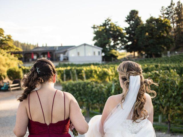 Jason and Shari's wedding in Okanagan Falls, British Columbia 56