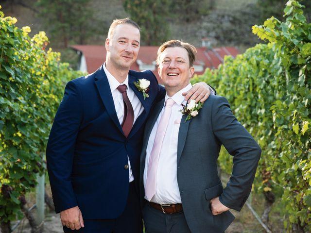 Jason and Shari's wedding in Okanagan Falls, British Columbia 60