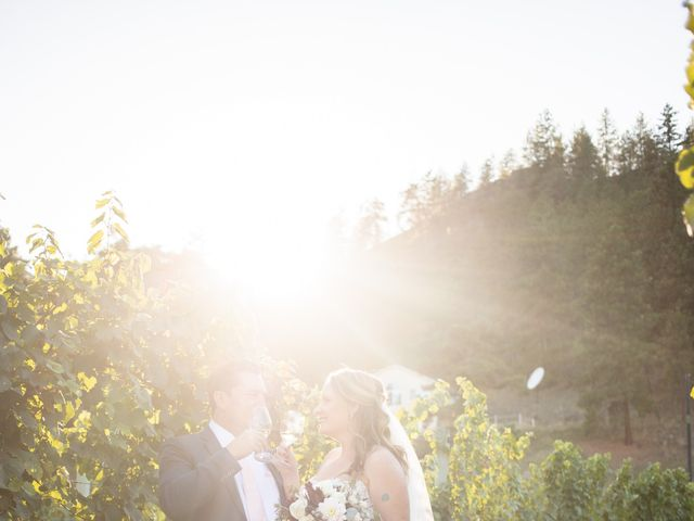 Jason and Shari's wedding in Okanagan Falls, British Columbia 65