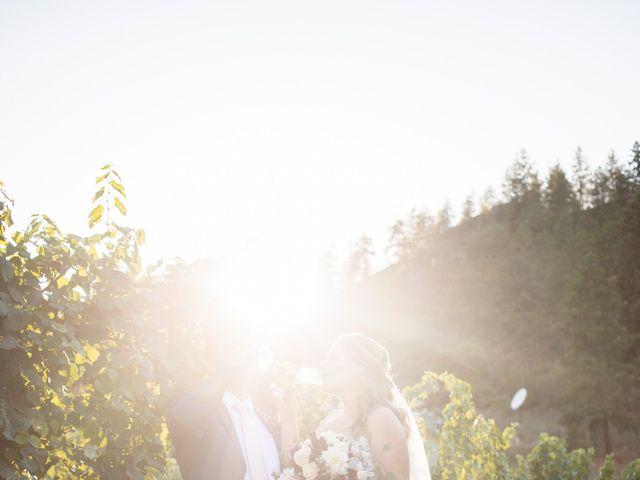 Jason and Shari's wedding in Okanagan Falls, British Columbia 67