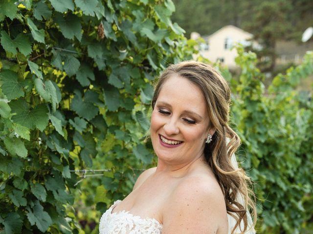 Jason and Shari's wedding in Okanagan Falls, British Columbia 71