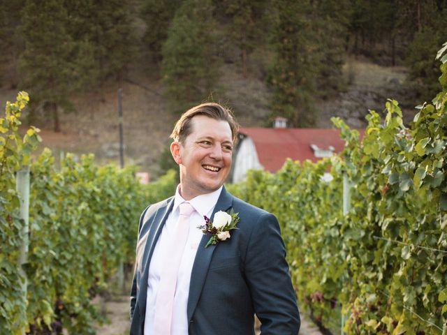 Jason and Shari's wedding in Okanagan Falls, British Columbia 73