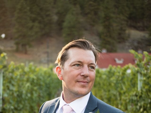 Jason and Shari's wedding in Okanagan Falls, British Columbia 74