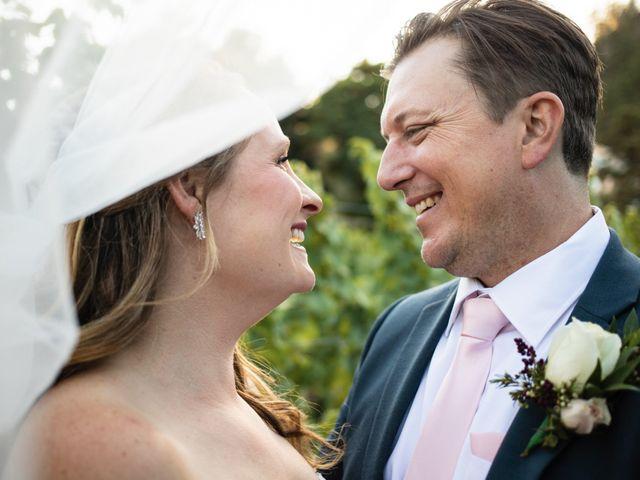 Jason and Shari's wedding in Okanagan Falls, British Columbia 2